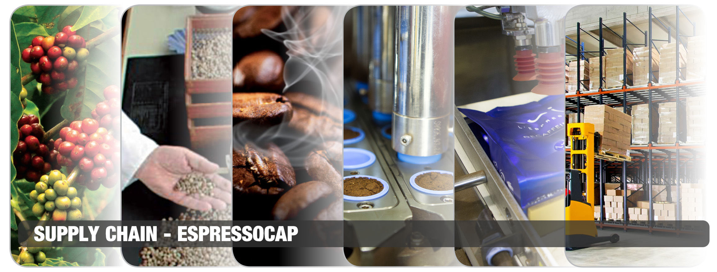 Supply Chain – EspressoCap